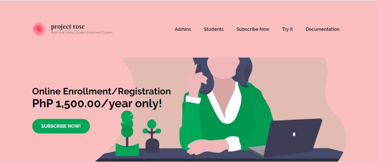 Real-time Online Student Enrolment System (ROSE)
