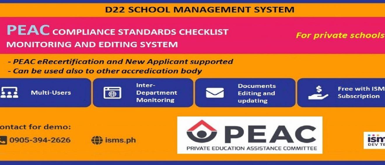 D22 School Management System